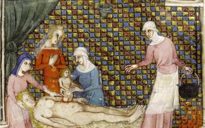 Nascere. Il parto dalla tarda antichità all'età moderna