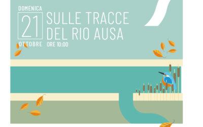 SULLE TRACCE DEL RIO AUSA