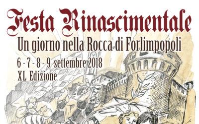 Festa Rinascimentale 7-8-9 settembre 2018