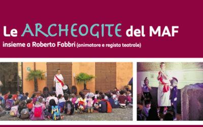 Le ARCHEOGITE del MAF 2018 – 2019