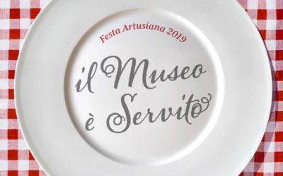 Piatti d'artista in occasione della Festa Artusiana 2019