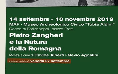 Iniziative collaterali alla mostra Pietro Zangheri e la Natura della Romagna