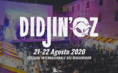 Didjin'Oz 2020: al MAF il Festival Internazionale del Didjeridoo