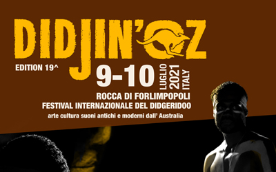 Didjin'Oz 2021: al MAF il Festival Internazionale del Didjeridoo